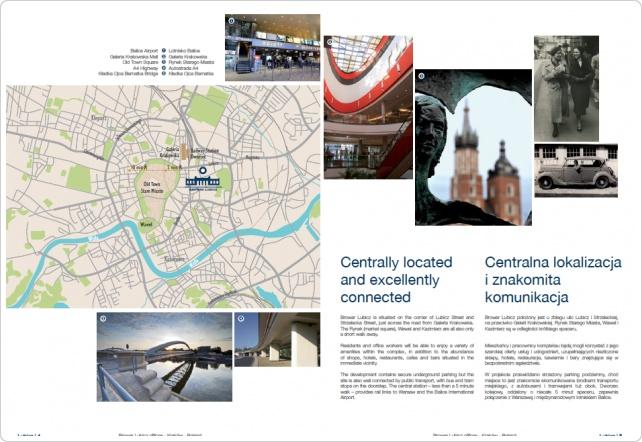 Broszura Browar Lubicz  bl02-337-broszura-browar-lubicz