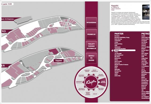 Aplikacja kiosków informacyjnych Klif klif01-348-aplikacja-kioskow-informacyjnych-klif