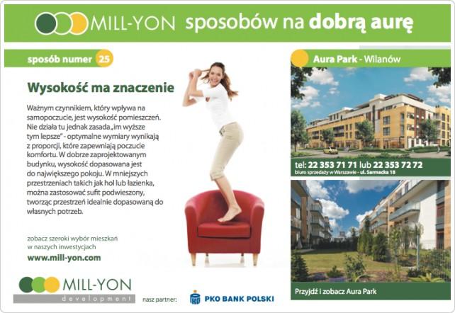 """Kampania wizerunkowa """"Mill-Yon sposobów na Dobrą Aurę"""" mil-yonwawa16022011pdf-101-kampania-wizerunkowa-mill-yon-sposobow-na-dobra-aure"""