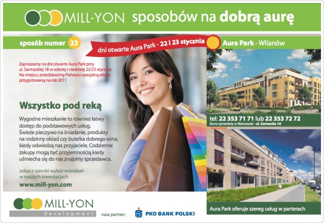 """Kampania wizerunkowa """"Mill-Yon sposobów na Dobrą Aurę"""" millyonsposob23pdf1strona-103-kampania-wizerunkowa-mill-yon-sposobow-na-dobra-aure"""